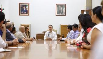 Congreso Chiapas designa Manuel Velasco gobernador sustituto