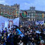 Demandan seguridad a 50 años de la Marcha del Silencio