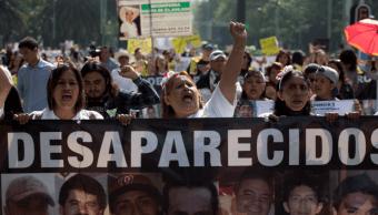 Nombran fiscal en búsqueda de desaparecidos en CDMX