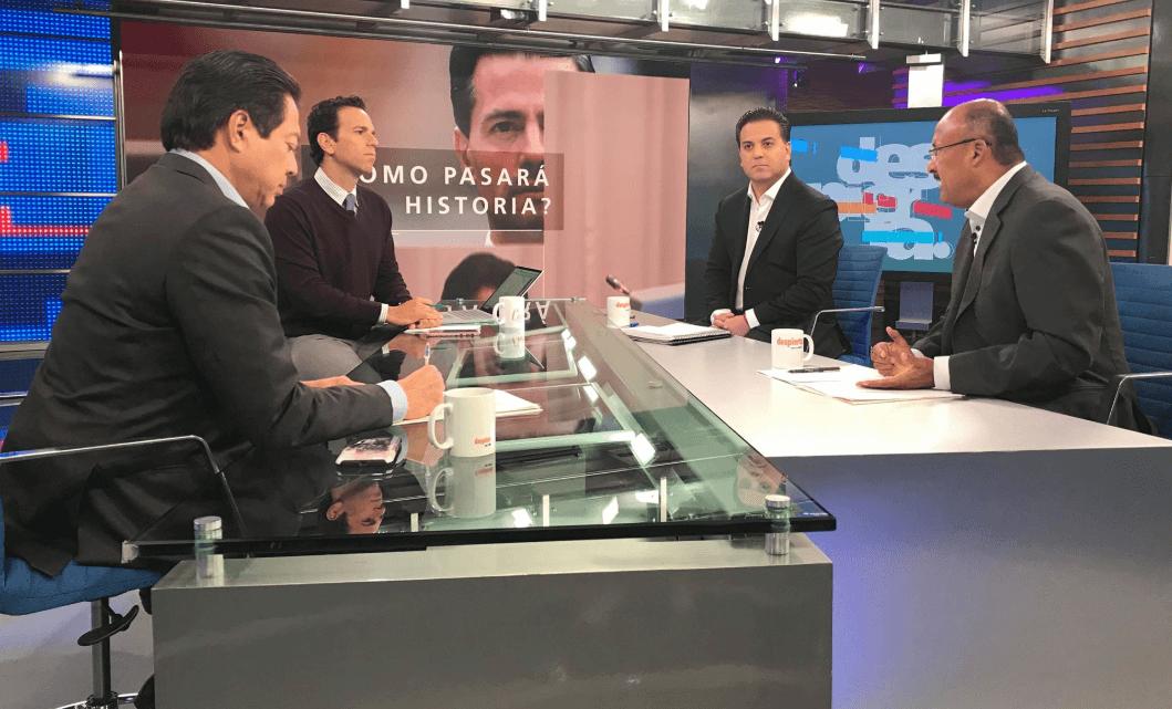 Enrique Peña Nieto termina su sexenio, análisis en Despierta