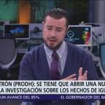 Mario Patrón: Se debe abrir nueva etapa de investigación
