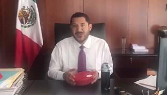 'Tupperware Challenge': Así responden los senadores