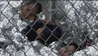 Mil Niños Perdidos Administración Donal Trump Política Migratoria