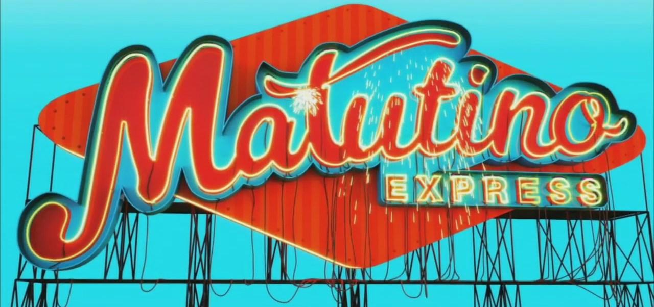 Matutino Express del 20 de septiembre con Esteban Arce