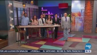 Matutino Express del 21 de septiembre con Esteban Arce