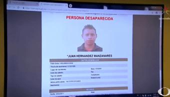 México construye identidad digital de 7 de cada 10 desaparecidos