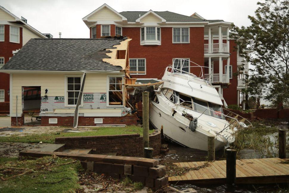Huracán Florence: Michael Jordan donará 2 mdd para afectados
