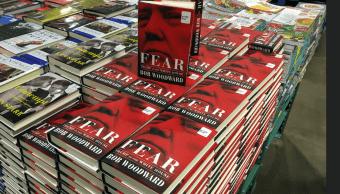 Miedo, el libro sobre Trump, un fenómeno editorial