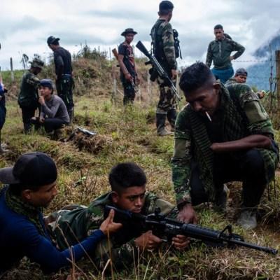 Exguerrilleros de las FARC vuelven a las armas, según The New York Times