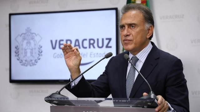Javier Duarte; Yunes solicitara entrega de bienes asegurados