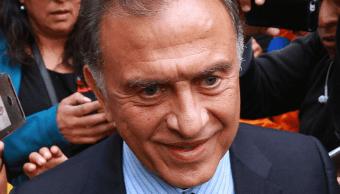 Yunes: Javier Duarte todavía puede ser procesado por desaparición forzada