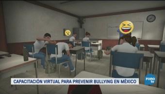 Misión Paz Escolar, Capacitación Virtual Evitar Bullying