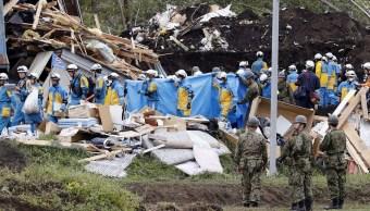 Japón: Temblor de 6.7 deja 39 muertos