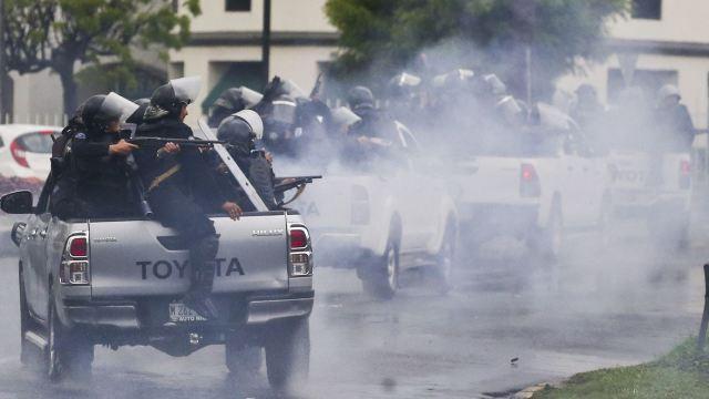 Estados Unidos ve en Nicaragua desastroso ciclo de Venezuela