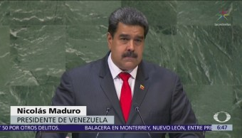 Nicolás Maduro culpa a Estados Unidos de ataque con drones