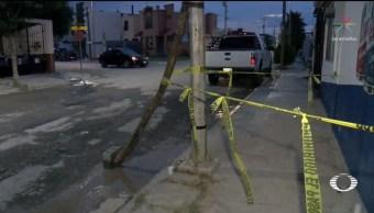 vecinos culpan autoridades municipales muerte niño electrocutado apodaca