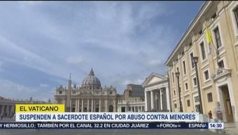 Vaticano Suspende Cura Abusos Escuela