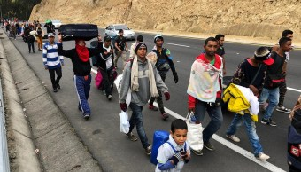 Iván Duque dice que éxodo de venezolanos es un desafío