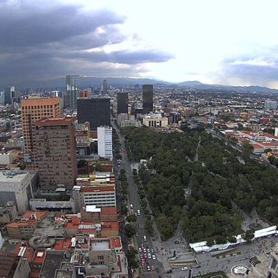 Lluvias y caída de granizo habrá en la Ciudad de México