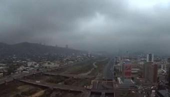 Frente frío 1 y ondas tropicales provocarán lluvias en México