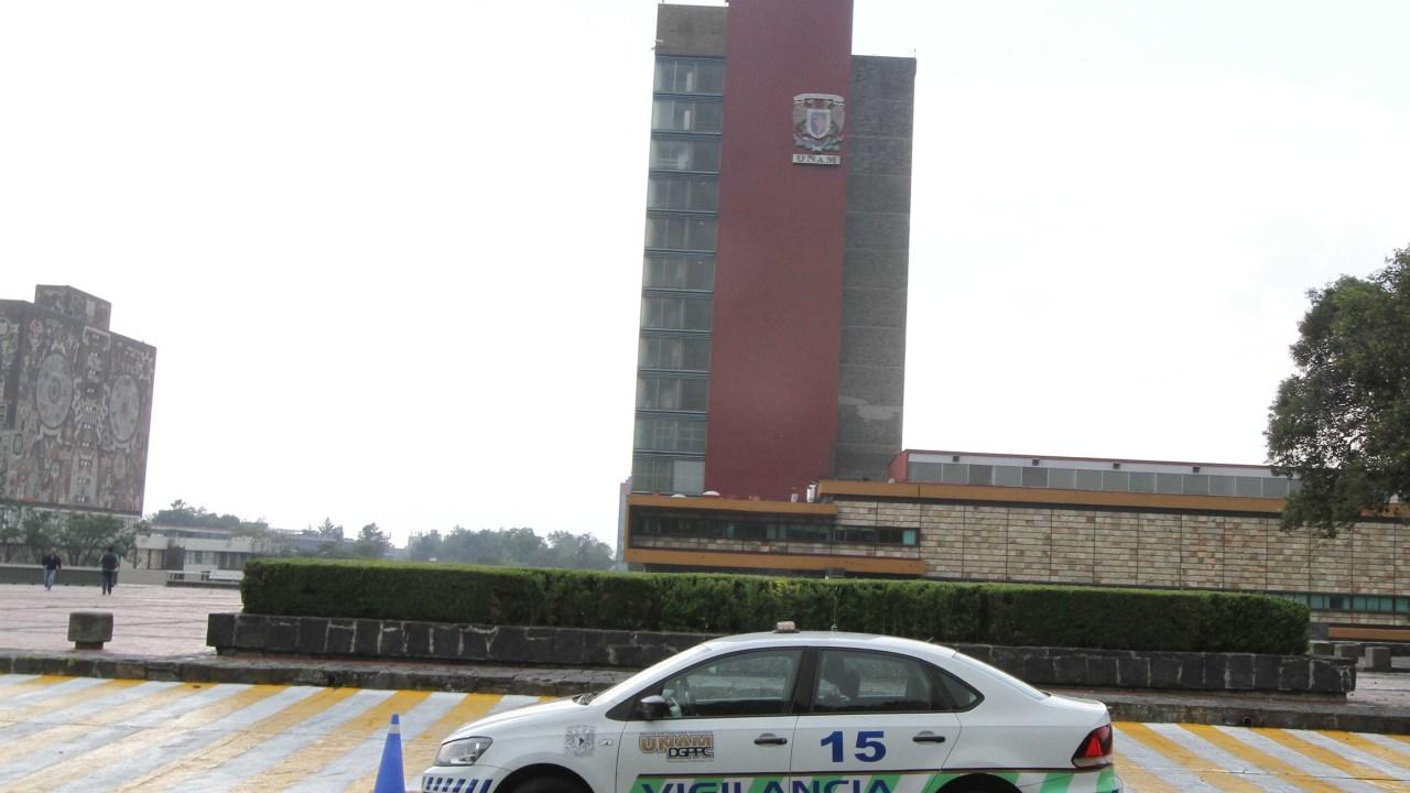 Escuelas de la UNAM se van a paro por 2 de octubre