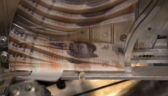 Peso mexicano se aprecia ante esperanzas de nuevo TLCAN