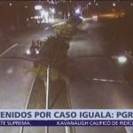 PGR defiende investigación del caso Iguala