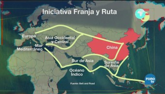 Plan Expansión Chino Golpea Diez Países
