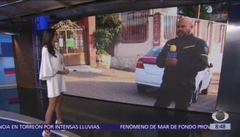 Pobladores de San Mateo Tlaltenango linchan a presunto delincuente