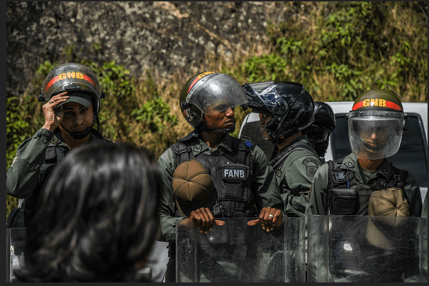 Colombia denunció incursión de la GNB en su territorio