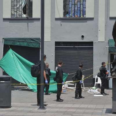 CDMX refuerza vigilancia en zona de Plaza Garibaldi