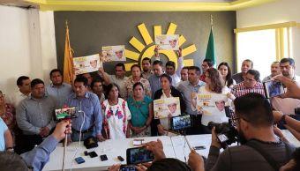 PRD denuncia desaparición de alcalde electo de Cochoapa El Grande.