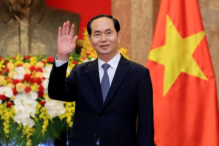 Muere el presidente de Vietnam a los 61 años de edad