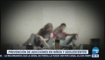 Prevención De Adicciones En Niños Y Adolescentes, Prevención, Adicciones, Niños, Adolescentes, Esteban Arce, Matutino Express, Noticias, Televisa