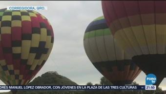 Primer Festival Globos Aerostáticos Querétaro
