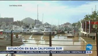 Normalizan Actividades Baja California Sur