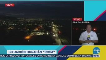 Baja California Sur Mantiene Alertamiento 450 Kilómetros Rosa
