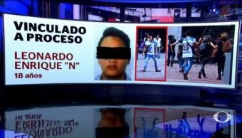 Prisión Preventiva Segundo Exestudiante Detenido Agresión UNAM