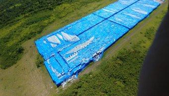 Puerto Rico: Hallan miles de botellas de agua abandonas