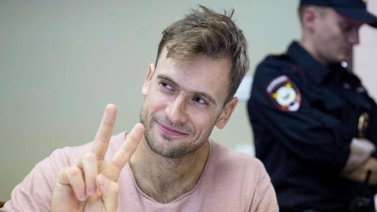 Miembro de Pussy Riot fue hospitalizado por envenenamiento