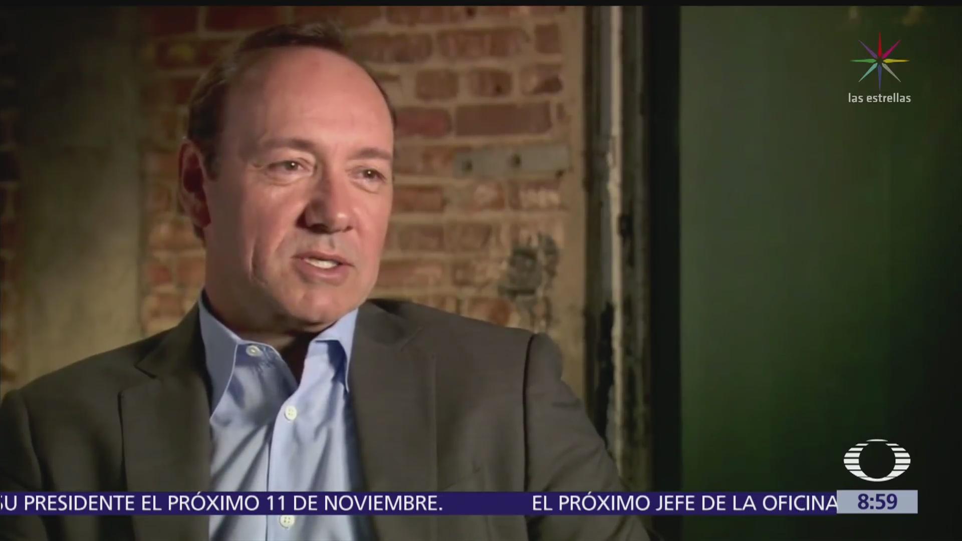 Rechazan investigar a Kevin Spacey y Steven Seagal por agresiones sexuales