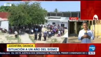 Recuperación Viviendas Juchitán Ha Sido Lenta, Oaxaca