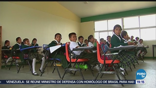 Reforma Educativa Tiene Aspectos Benefices OCDE
