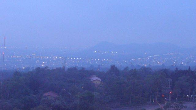 Valle de México registra regular calidad del aire