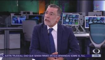 René Delgado: Líderes de Morena en el Congreso deben relajar a los opositores