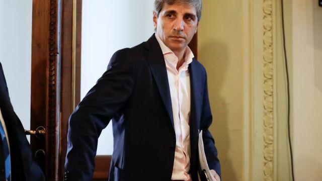 Renuncia presidente del Banco Central de Argentina