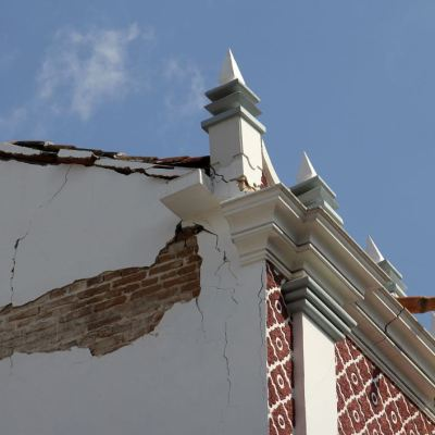 Réplicas del sismo 7S en Chiapas superan al número de temblores en México en 2018