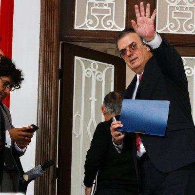 Ebrard confía que Estados Unidos y Canadá logren acuerdo sobre el TLCAN
