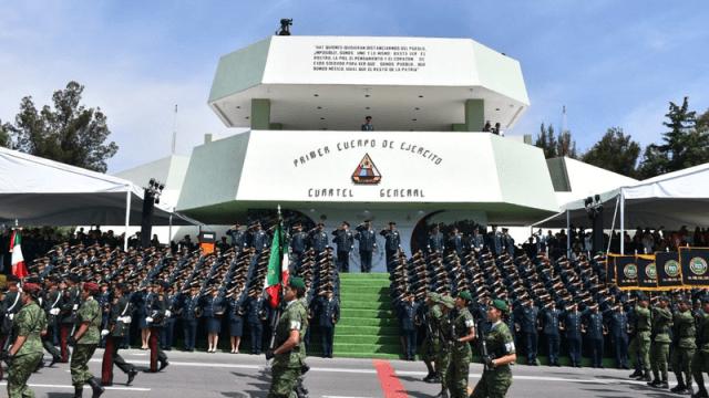 militares reciben ascensos promociones salvador cienfuegos