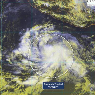 Puertos de Oaxaca reanudan actividades tras paso de la tormenta tropical Sergio